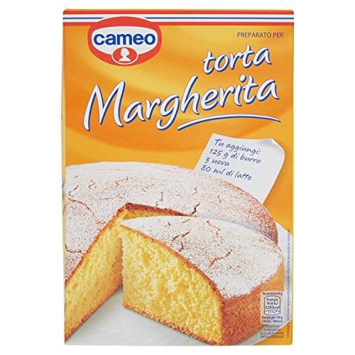 Cameo - Preparato per Torta , Margherita - 435 g