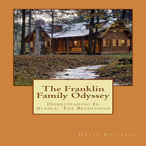 The Franklin Family Odyssey audiobook cover art