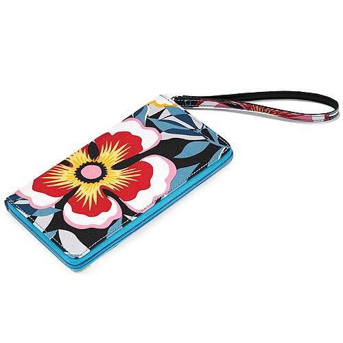 Reisenthel Wallet 1 Kreditkartenhülle, Flower