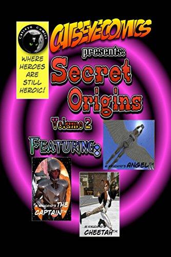 Catseye Comics Presents  Secret Origins Volume 2 (Catseye Comics Secret Origins) (English Edition)