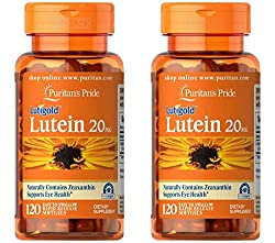 Top 10 Supplement With Luteins
