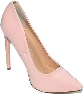 in vendita 5ebd9 9d1da Amazon.it: le calze - Scarpe col tacco / Scarpe da donna ...