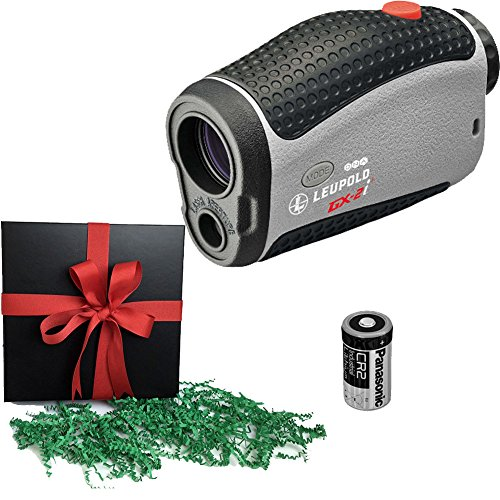 Great Deal! Leupold Gift Pack Golf Rangefinder GX3i2 GX-3i2 + 1 Extra CR2 Battery