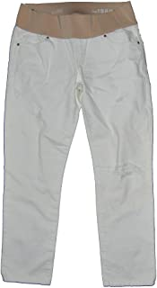 fc460dd1d0ccf Amazon.com: White - Jeans / Maternity: Clothing, Shoes & Jewelry