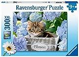 Ravensburger Puzzle, Gatito, Puzzle 300 Piezas XXL, Puzzles para Niños, Edad Recomendada 9+, Rompecabeza de Calidad