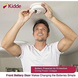 Kidde Battery Operated Combination Smoke & Carbon Monoxide Alarm KN-COSM-BA
