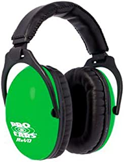 ReVO Kids and Women Safety Earmuffs - Made in the USA