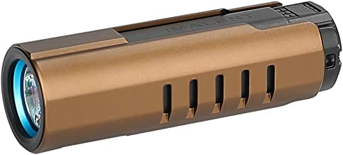 IMALENT LD70 EDC LED-zaklamp, oplaadbaar, hoge prestaties 4000 lumen met CREE XHP70.2 LED, geschikt voor kamperen en wande...