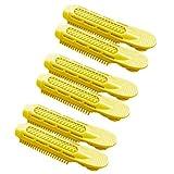 clip volumizzante per radice dei capelli, naturalmente soffice, strumento per lo styling dei capelli ricci di auto-presa per volume dei capelli, clip per lo styling dei capelli accessori per capelli