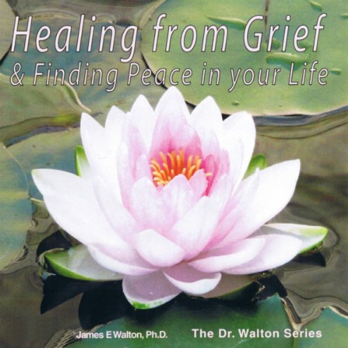 Healing From Grief & Finding Peace In Your Life audiobook cover art