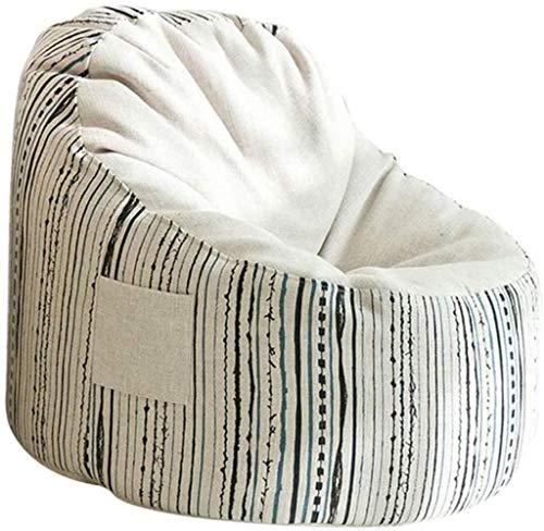 Canapé lit GCX- Chaises Confortables Pouf for Les Adolescents Lazy Sofa Enfants personnalisés Chambre Living Lounge for Les Jeux Confortable
