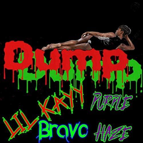 Lil Kayy, Purple Haze & Bravo