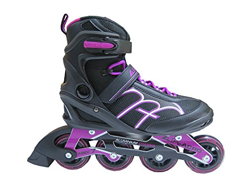 Pro Accro spa076 Roller Fitness Mujer, Mujer, SPA076VI-38, M