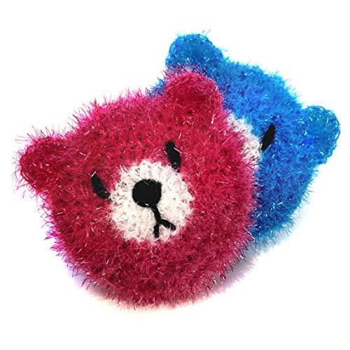 crochet scrubber - 7