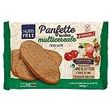 Nutri Free Panfete Rustico Multicereale - 320 g, Senza glutine...