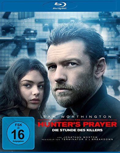 The Hunter's Prayer - Die Stunde des Killers [Blu-ray]