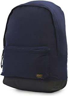Ashton Backpack Dark Navy/Black Schoolbag 1025407-1 Rucksack Carhartt Bags