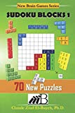 Sudoku Blocks 1: New Brain Game With 70 Puzzles