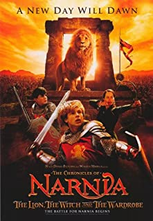 Pop Culture Graphics Chronicles of Narnia: The Lion, The Witch and The Wardrobe Poster Movie N 11x17