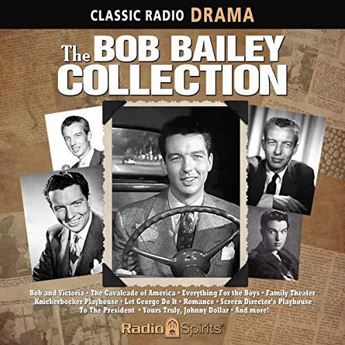Bob Bailey Collection audiobook cover art