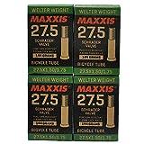 Maxxis Welter Weight 27.5 x 1.50-1.75 Bike Inner Tube Schrader AV, 4Pack, STB2037-4