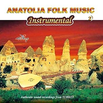 Anatolia Folk Music, Vol. 2 (Instrumental)