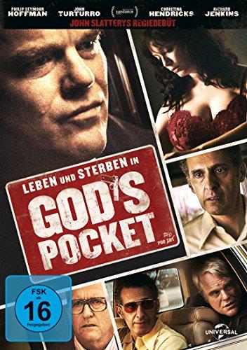Leben und sterben in God\'s Pocket [Alemania] [DVD]