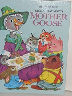 Richard Scarry's Mother Goose