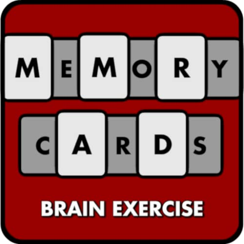 Memory Cards (Brain Exercise)
