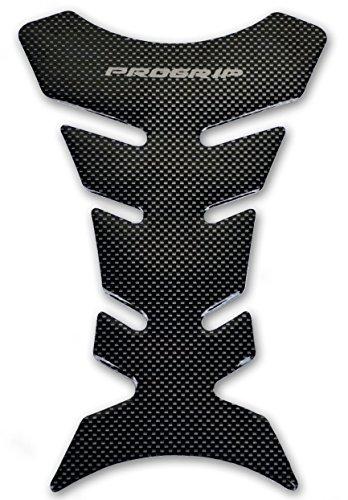 Tankpad/Tank Pad - Tankschutz/Tankaufkleber im 3D Carbon Look - Race Asphalt - Protector Kratz Schutz