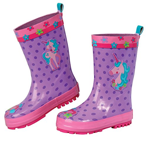 Child Girl Rain Boots Size 6