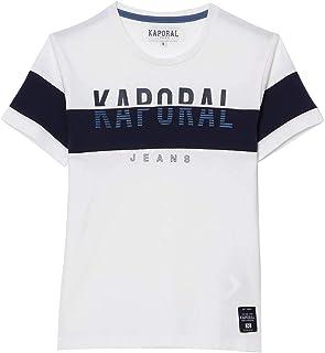 Kaporal - T-Shirt garçon régular en 100% Coton - Onilo - Garçon