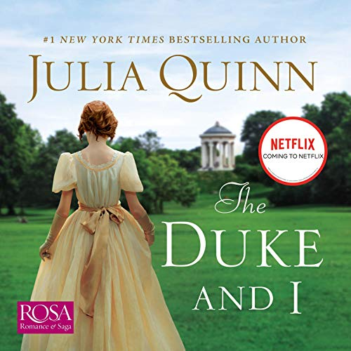 Couverture de The Duke and I