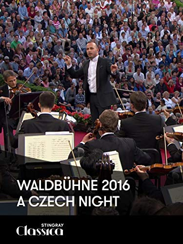 Waldbühne 2016 – Ein tschechischer Abend
