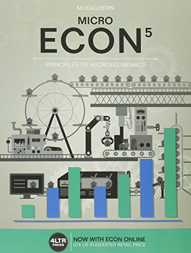 Print Option: ECON Micro + Online, 1 term (6 months) Printed Access Card