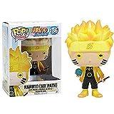 Naruto Shippden Six Path 186 Pop Vinilo Figura De Acción De Anime Juguetes Colección Personaje Modelo Muñeca 10Cm
