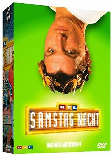 RTL Samstag Nacht - Das Beste aus Staffel 4 [6 DVDs]