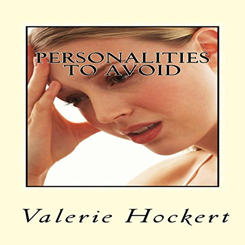 Personalities to Avoid audiobook cover art