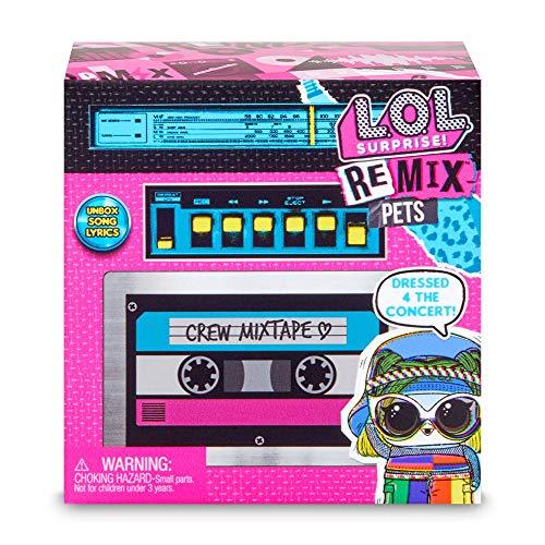 Giochi Preziosi - L.O.L Surprise Remix Pets