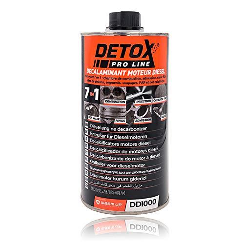 Décalaminant moteur Detox Diesel Warm UP DD1000 1L