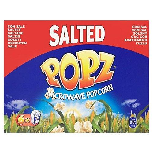 Popz Salata Popcorn A Microonde 6 X 90g