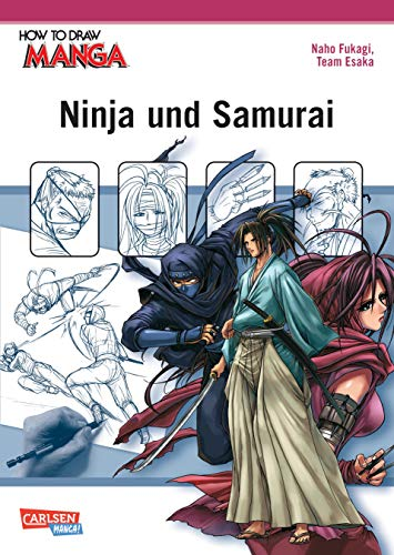 How To Draw Manga: Ninja und Samurai