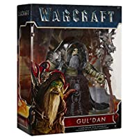 Warcraft 6 Gul'dan Action Figure With Accessory by Warcraft