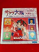 サクラ大戦 ジグソーパズル 2個セット 108ピース JIGSAW Puzzle