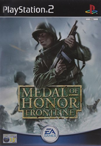 Electronic Arts Medal of honor frontline, PS2