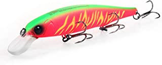 Minnow Fishing Lures 3D Eyes 112mm 15g Artificial Bait for Bass Trout Fish Tackle Lure