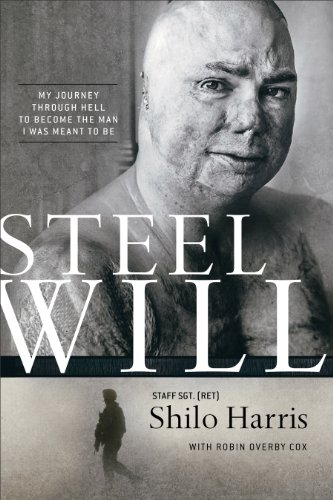 Steel Will: My Journey through Hell to Become the Man I Was Meant to Be (English Edition)