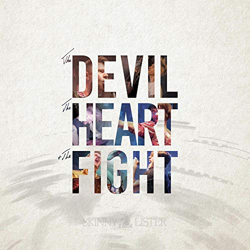 THE DEVIL, THE HEART & THE FIGHT [Vinyl LP]