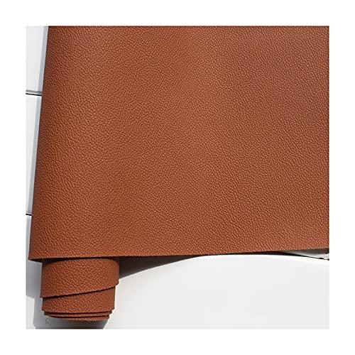 ZHJBD Cuero de Imitación Cuero Sintético Material de Textura Tela de Tapicería para Hacer Arcos, Coser y Adornos de Pendientes Ancho 138 cm(Size:250 * 138 cm)