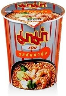 Instant Mama Noodles Shrimp Tom Yum Flavor - 6 Cups
